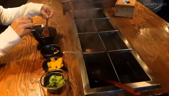 Обязательно попробовать в Корее блюдо ОДЭН