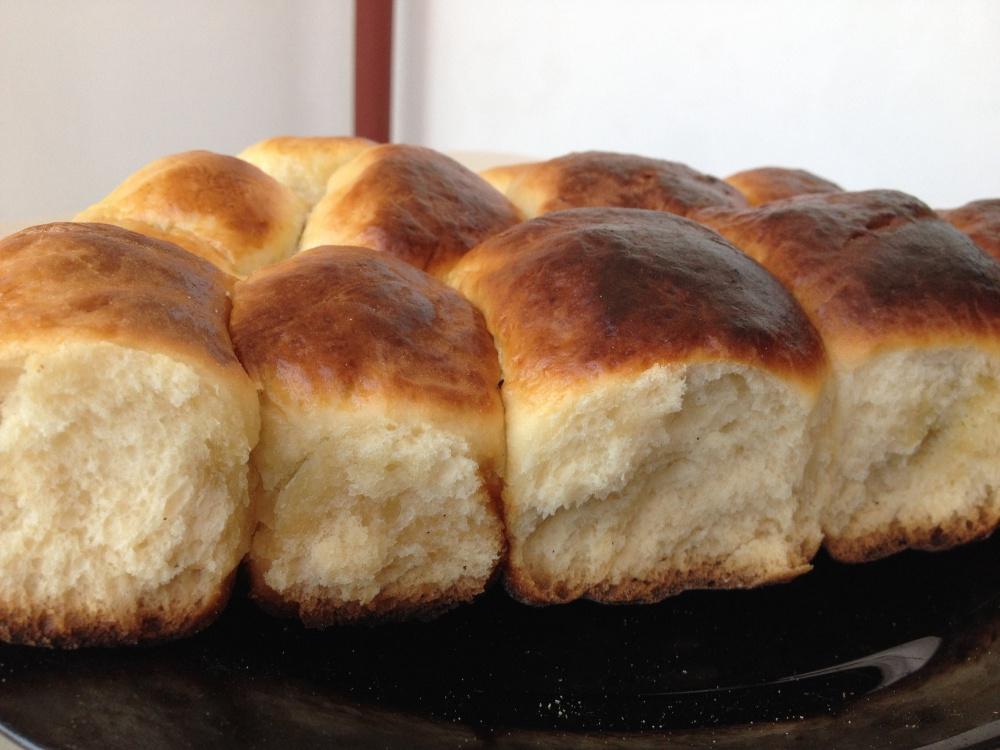Сдобное тесто для пирогов и булочек
