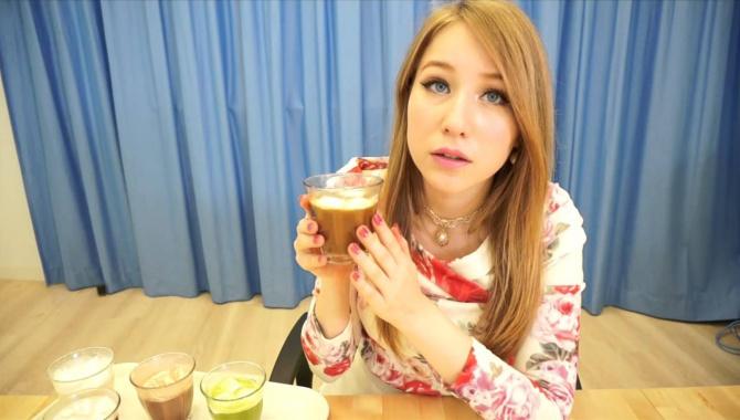 Напитки с маршмэллоу в моде!