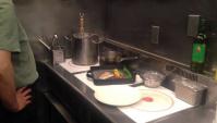 Японская кухня. Тунец на гриле с овощами - Видео