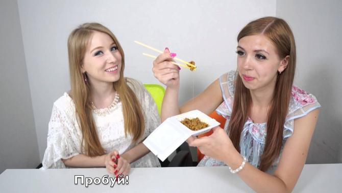 Пробуем японское натто впервые! - Видео