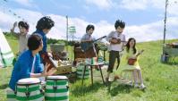Японская Реклама - Kirin Tanrei Green Label