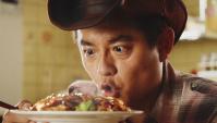 Японская Реклама - Nissin Foods - Толстая лапша Yakisoba