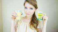 Лимонно-молочный чай из лимонного молока Точиги - Видео