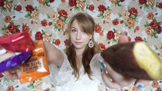 Сладости из сладкой картошки - Видео