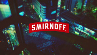 Японская Реклама - SMIRNOFF ICE