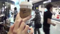 Япония. Самое Классное Кофе! Starbucks Coffee по-японски! - Видео