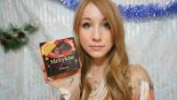 Шоколад Meltykiss со вкусом кунжута - Видео