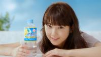 Японская Реклама - Asahi Sukitto Lemon - Sakaki Nozomi
