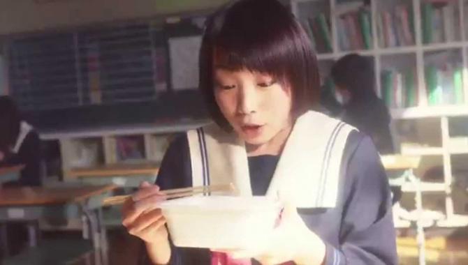 Японская Реклама - Yakisoba Bento