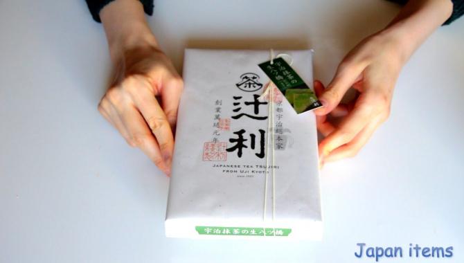 Сладости из зеленого чая - подарок из Киото - Видео