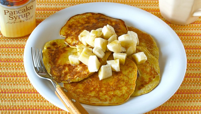Банановые оладушки - Рецепт
