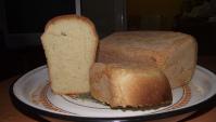 Очень простой и вкусный рецепт домашнего хлеба, Кирпичик - белый
