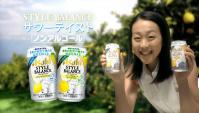 Японская Реклама - Asahi Style Balance