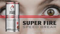Японская Реклама - Kirin - Super Fire Speed Brake