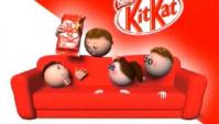 Грозная Грузинская реклама Кит Кат