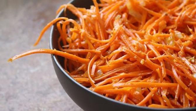 Обалденно вкусная морковка по корейски - Видео-рецепт