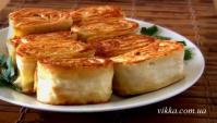 Рулетики из лаваша с курицей и сыром - Видео-рецепт