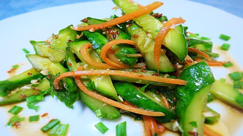 Огурцы по-корейски пошаговый рецепт с фото