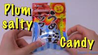 Конфеты со вкусом японской сливы - Видео