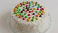 Торт шоколадный Конфетти - Видео-рецепт