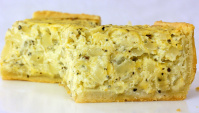 Пирог луковый - Видео-рецепт