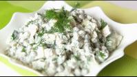 Салат Леди - Видео-рецепт