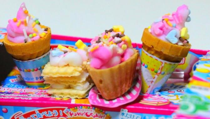 Набор для приготовления пирожных - Видео
