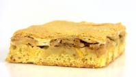 Яблочный пирог с безе - Видео-рецепт