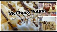 McChoco Potato - картофель-фри с шоколадом от McDonald's