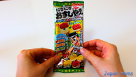 Суши из жевательного мармелада - Видео