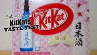 Японский Kit-Kat со вкусом саке - Видео