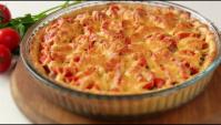 Мясной пирог на картофельном тесте - Видео-рецепт