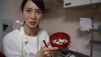 Японское блюдо Мисо-суп - Видео
