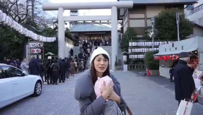 Как японцы проводят новогодний праздник? - Видео