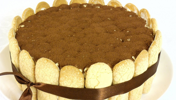 Торт Тирамису - Видео-рецепт