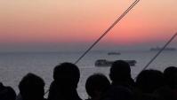 Восход солнца в Японии - Видео