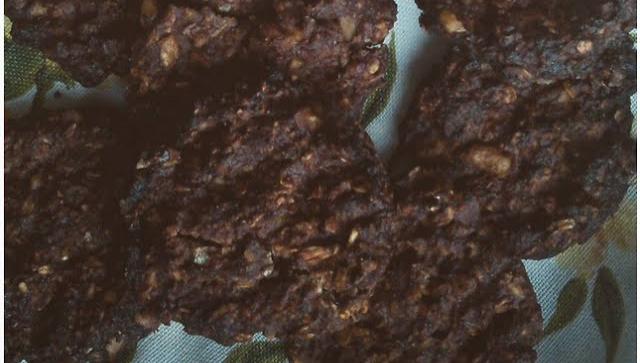 Шоколадное печенье Антистресс