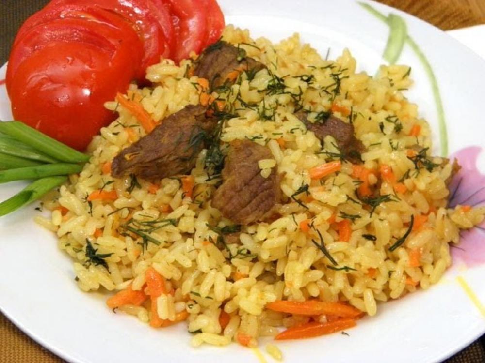 как приготовить плов из говядины пошаговый рецепт
