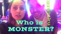 Monster Cafe с Сергеем Куваевым - Видео