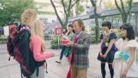 Японская Реклама - Akai Kitsune и Midori No Tanuki