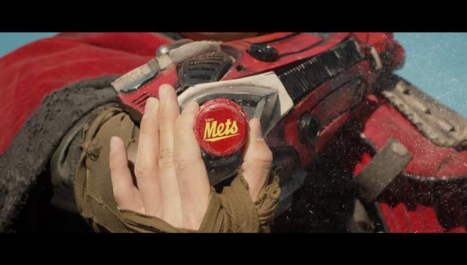 Японская Реклама - Kirin Mets
