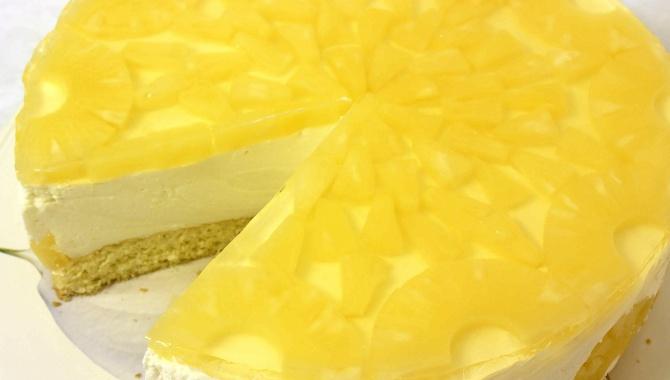 ананасовый торт фото выпечка