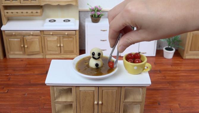 Японские Мини-Блюда - Карри!