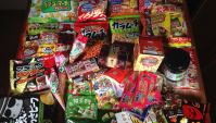 Посылка из Японии от Аки. Японские Вкусняшки - Видео