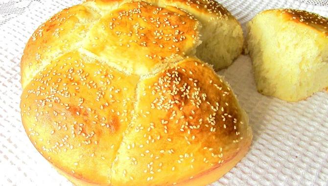 Домашний Хлеб Ромашка - Видео-рецепт
