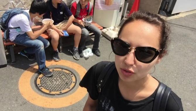 Япония. работа, улицы - чистота (Видео)