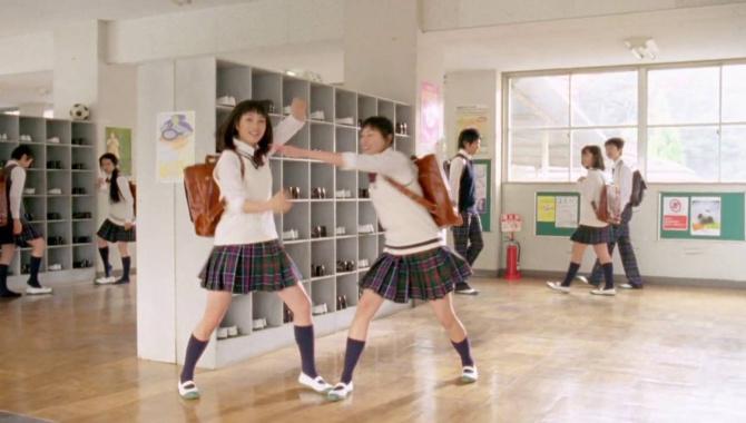 Японская Реклама - Lotte Fits