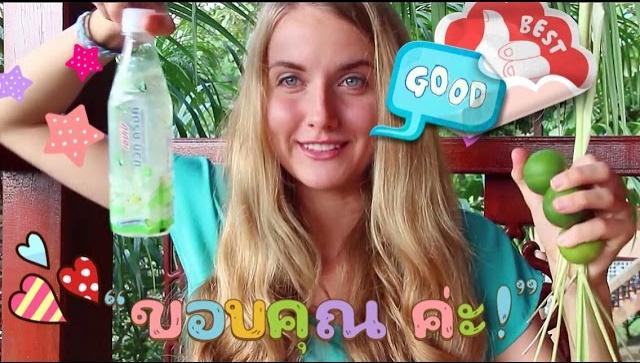 Тайские вкусняшки. Не спрятаться, не скрыться. Тайские фрукты (Видео)