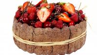 Торт-десерт Дары лета - Видео-рецепт